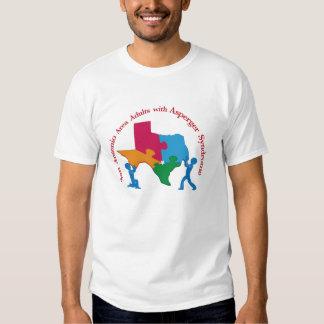 SA Autism walk shirt