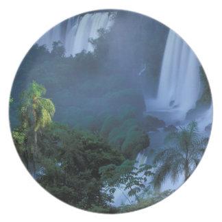 SA, Brazil, Parana State; Iguacu NP, Iguacu Plates