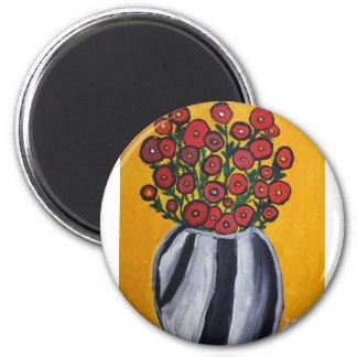 SA-Flores Imán Redondo 5 Cm