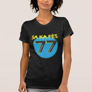 SA KA FET ST LUCIA T-Shirt