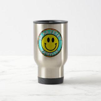 SA KA FETE 15 oz Travel/Commuter Mug