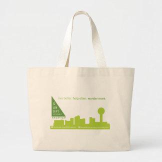 SA Knoxville Skyline Logo Large Tote Bag