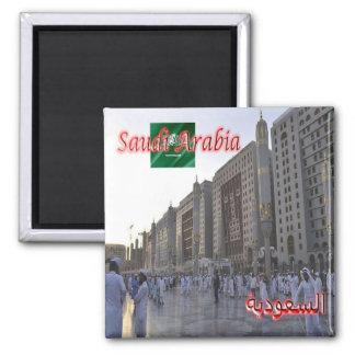 SA - La Arabia Saudita - los hoteles acercan a la Imán Cuadrado