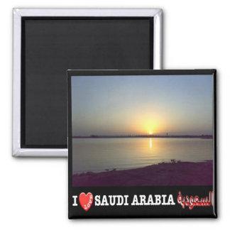 SA - La Arabia Saudita - Mared - amor de I Imán Cuadrado