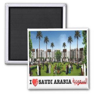 SA - La Arabia Saudita - Qasrkhozam - amor de I Imán Cuadrado