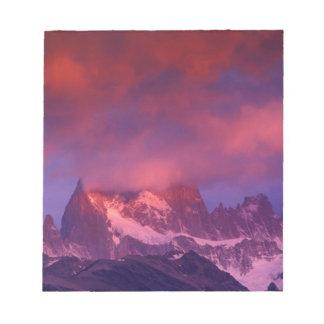 SA, la Argentina, parque nacional del Los Glaciare Blocs
