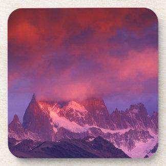 SA, la Argentina, parque nacional del Los Glaciare Posavaso