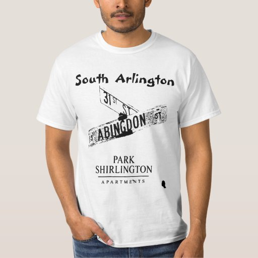 SA Park Shirlington Tee Shirt