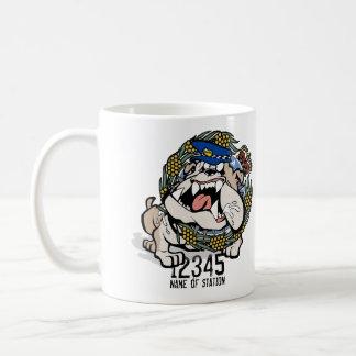SA Police Angry Dog Coffee Mug