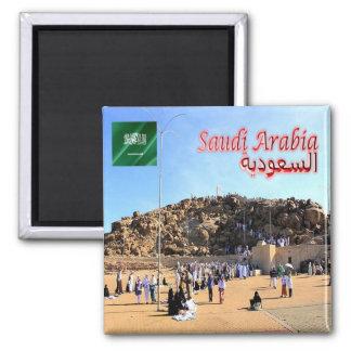 SA - Soporte de la Arabia Saudita - de Arafat Imán Cuadrado
