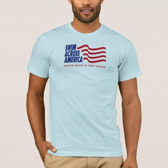 SAA mint T - Customized T-Shirt