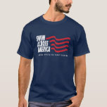 SAA - Official Swim Quick T - Cust... - Customized T-Shirt