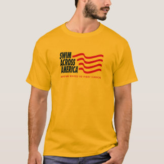 SAA yellow T - Customized T-Shirt