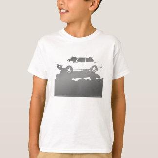 Saab 99 Turbo - Gray on light shirts