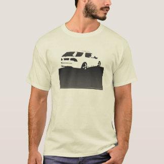 Saab 9-5 Aero rear - charcoal for light shirts