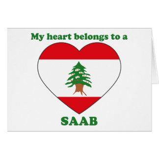 Saab Card