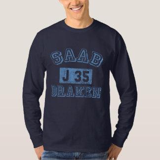Saab Draken - BLUE T-Shirt