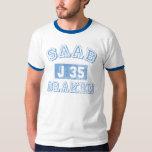 Saab Draken - BLUE Tee Shirt