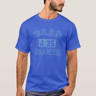 Saab Draken Fighter Jet t-shirt