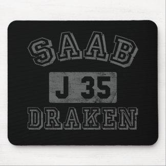Saab Draken Mouse Pad