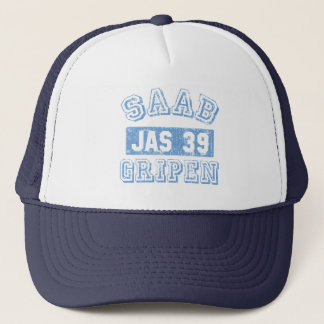 Saab Gripen - BLUE Trucker Hat
