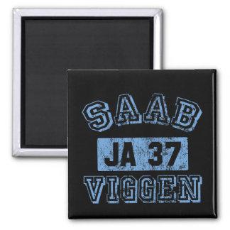 Saab Viggen - BLUE Magnet