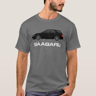 saabaru  9-2X in Black T-Shirt