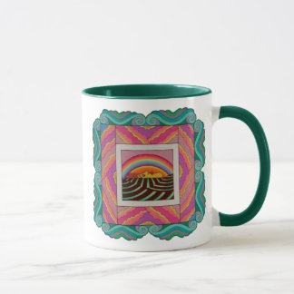 Saami Sunset Mug
