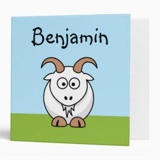 Saanen Goat Binder