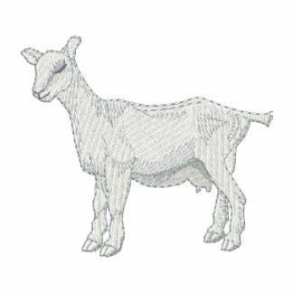 Saanen Goat Hoody