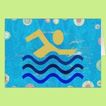 SAANVI  Cool mind in hot times Card