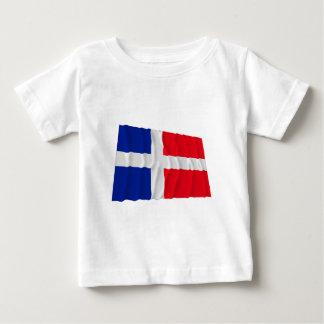 Saar Waving Flag (1947-1956) Baby T-Shirt