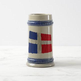 Saar Waving Flag (1947-1956) Beer Stein