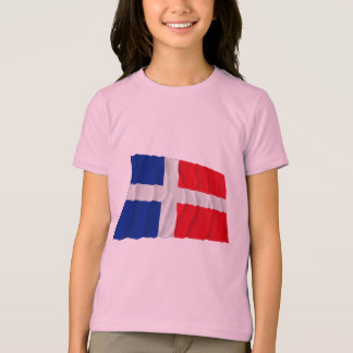Saar Waving Flag (1947-1956) T-Shirt