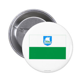 Saare Flag Pinback Button