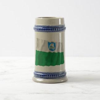 Saare Waving Flag Beer Stein