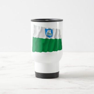 Saare Waving Flag Travel Mug