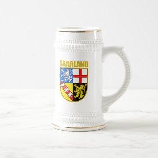Saarland Beer Stein