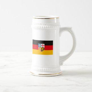 Saarland Flag Mug