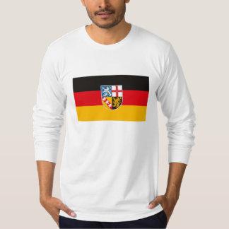 Saarland Flag T-shirt