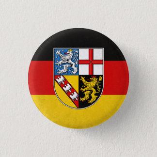 Saarland Pinback Button