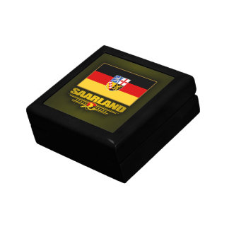 Saarland Pride Jewelry Box
