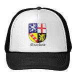 Saarland Wappen Coat of Arms Trucker Hat