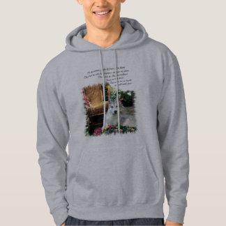 Saarlooswolfhond Art Gifts Hoodie