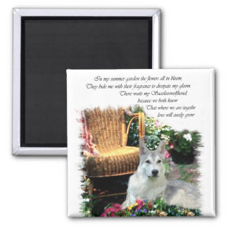 Saarlooswolfhond Art Gifts Magnet