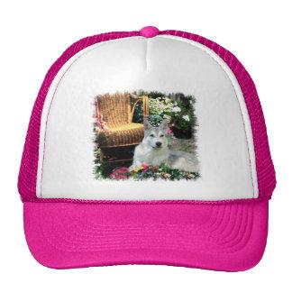 Saarlooswolfhond Art Gifts Trucker Hat