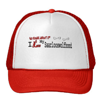 Saarlooswolfhond Gifts Trucker Hat