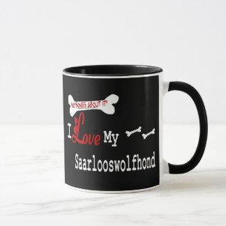 Saarlooswolfhond (I Love) Mug