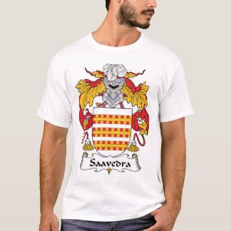 Saavedra Family Crest T-Shirt
