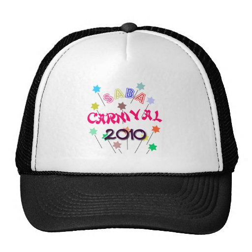 SABA CARNIVAL TRUCKER HAT